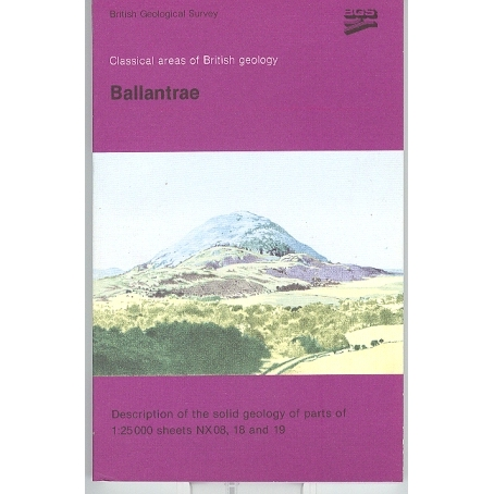 Ballantrae Classical Areas Geology Guide