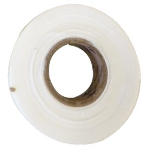 Biodegradable Flagging Tape - White