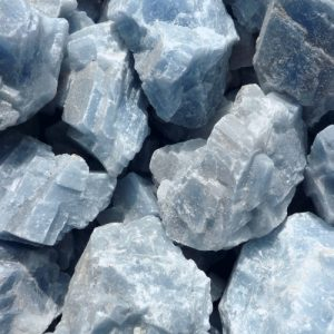 Blue Calcite Mineral - Kilo Bag