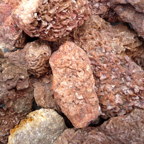 Dolomite (Brown) Mineral - Kilo Bag