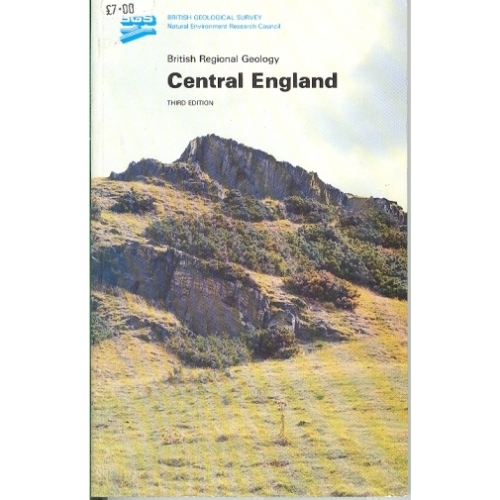 Central England BGS Regional Geology Guide