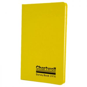 Chartwell Rise and Fall Level Survey Book - 2416 Cover