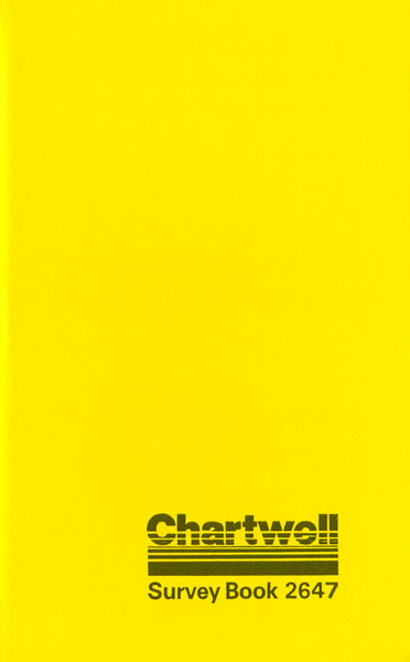 Chartwell Mining Transit Book 2647 Cover