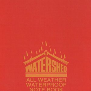 Chartwell Watershed Field Notebook (2291) Cover
