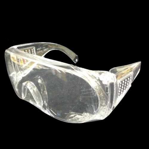 Hard Plastic Safety Spectacles