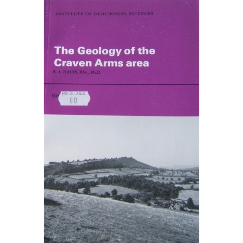 Craven Arms Classical Areas Geology Guide