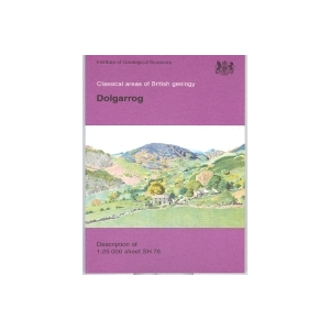Dolgarrog Classical Areas Geology Guide