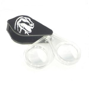 Childrens Hand Lens with Dinosaur Head Logo