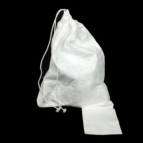Tyvek Bags 4 x 6 inches full and closed