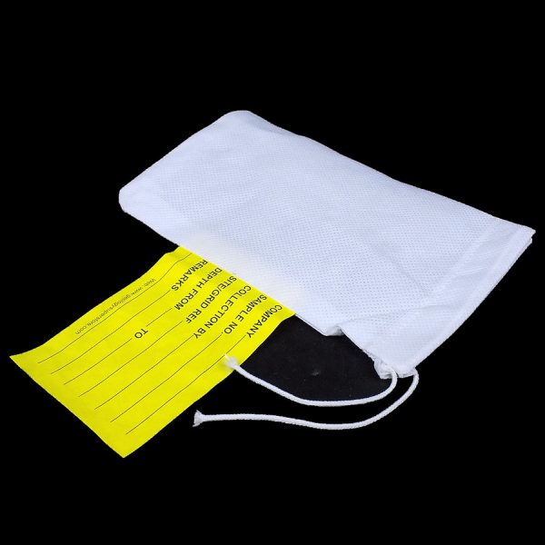Sentry Bag with Label 127 x 177 mm