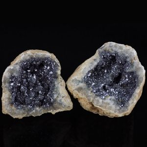 Galena Geode (Man Made) - A