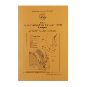 Geology Around The University Towns - Liverpool (1982)