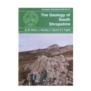 Geology Of South Shropshire (2002) GA Guide