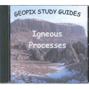 Igneous Processes CD Rom