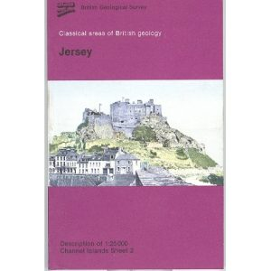 Jersey Classical Areas Geology Guide
