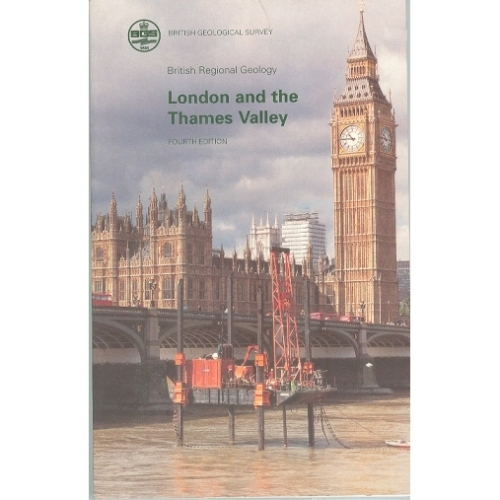 London and The Thames Valley BGS Regional Geology Guide