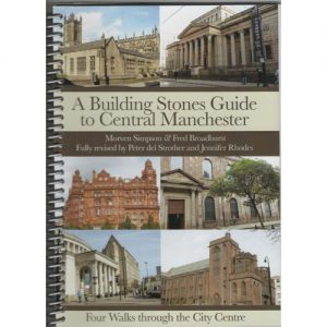 A Building Stones Guide to Central Manchester