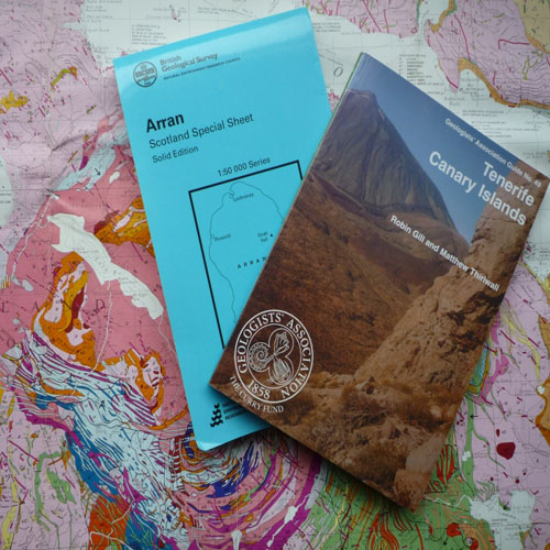 Mapwork for A Level Geology CD Rom