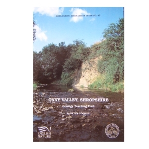 Onny Valley, Shropshire, Geology Teaching Trail (1992)