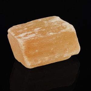Gypsum Satin Spar - Orange from Morocco