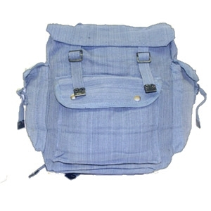 Pocketed Haversack Rucksack
