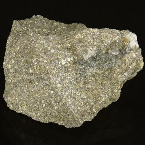 Pyrite from Norway in massive form