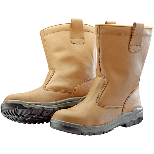 Rigger Boots with Steel Toe Cap Protection