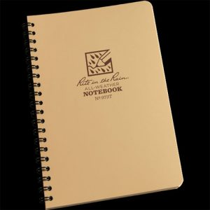 Rite In The Rain All-Weather Notebook No973T-0