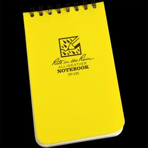 Rite In The Rain Universal Field Notebook 135