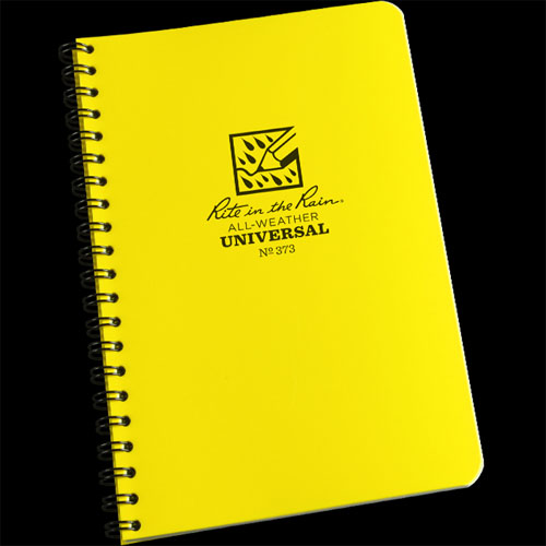 Rite In The Rain Universal Field Notebook 373MX