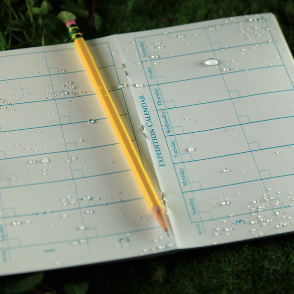 Rite In The Rain Expedition Field Journal 512 Inside Pages