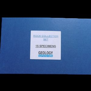 15 Specimen Rock Collection Set - 1