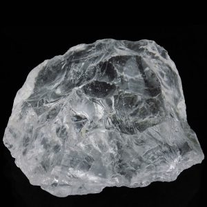 Rock Crystal Chunk - A