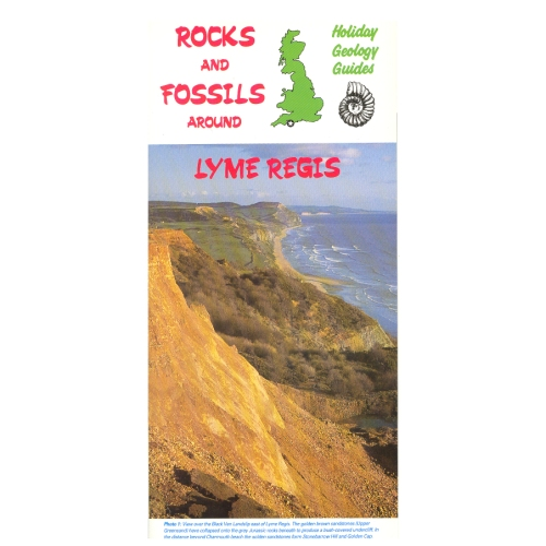 Rock and Fossils around Lyme Regis BGS Holiday Guide