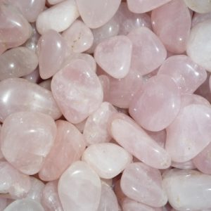 Rose Quartz Medium Tumblestones