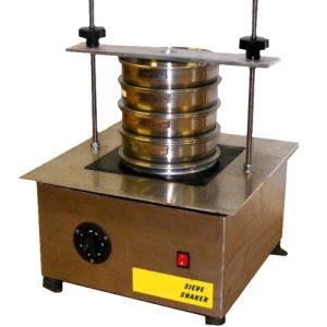 300 mm Diameter Analogue Sieve Shaker