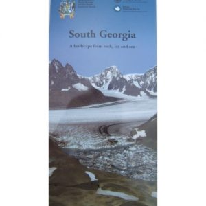 South Georgia: A Landscape From Rock, Ice and Sea