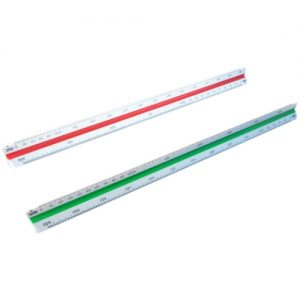 Staedtler Mars Triangular Scale ruler