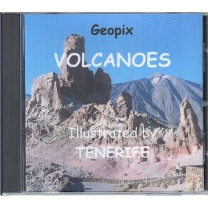 Volcanoes (Tenerife) CD Rom