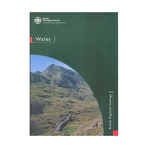 Wales (New Edition) BGS Regional Geology Guide