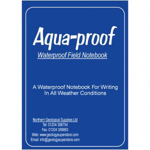 Aqua-Proof Field Notebook A6 (L/B) - 1