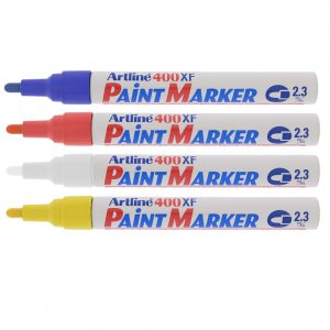 Artline 400XF Paint Stick Markers