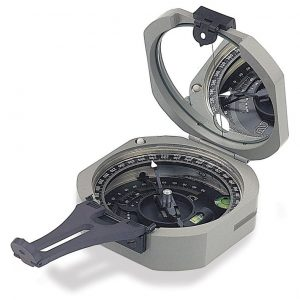 Brunton International Transit 5005LM Compass Clinometer