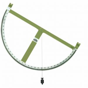 COGRA Suspension Clinometer by Breithaupt Kassel