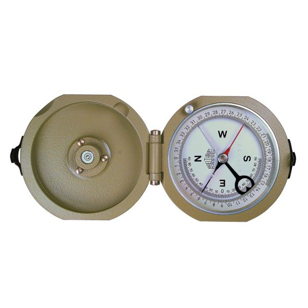 COHEN Mining Engineers Compass Clinometer by Breithaupt Kassel