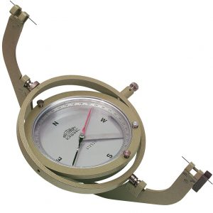 COMTA Suspension Mining Compass by Breithaupt Kassel