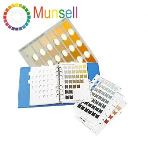 Munsell Soil Colour Chart (2009 Edition)