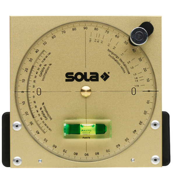 Sola Inclinometer with magnet for Drill rigs