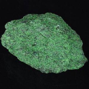 Chrome Diopside - Gusdal Olivine Pit, Norway.