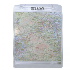 Silva Zip Lock Map Case
